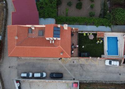 Casa Rural Monfragüe AEREA