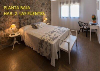 Casa Rural Monfragüe hab las fuentes1